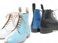 Phenomenon推出2011年春夏季新款双面长靴 (8图)