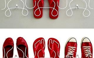 鞋架的艺术 艺术的鞋架
