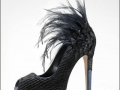 Gaetano Perrone全新的鞋履系列 (5图)