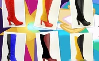 sheme玩转色彩艺术推出魔法系列女鞋