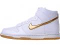 Nike Dunk High GS白金配色发布 (4图)
