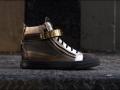 Giuseppe Zanotti Hardware时尚运动鞋 (2图)